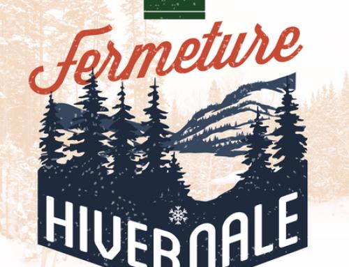 Fermeture Hivernale !